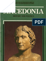 Macedonia - History and Politics (Society for Macedonian Studies)