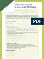 2014 AMA Application Form