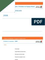 A Oferta e a Procura No TER - 2008