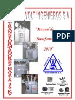Manual de Transformadores 2010