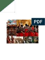 Cuando una mujer de cierta tribu de África sabe que está embarazada