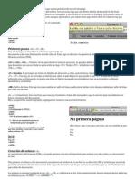 manual básico HTML