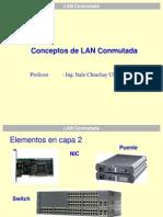 Clase1 LAN Conmutada
