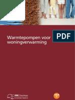 Brochure Warmtepomp