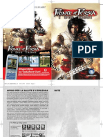 Manual Game Prince of Persia, The Two Thrones (3)