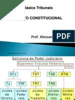 808 Slides Poder Judiciario e MP Basico Tribunais