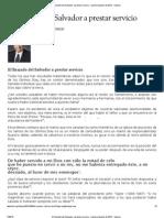 El Llamado Del Salvador a Prestar Servicio - Liahona Agosto de 2012