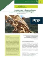 02. Del antropocentrismo y el naturalismo a otras racionalidades y ontologías