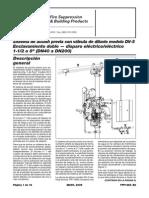 Valv Diluvio TFP1465 ES