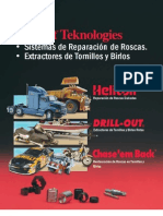 Catalogo Helicoil Mexico