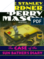 46- The Case of the Sunbather's Diary - Erle Stanley Gardner