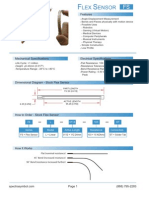 Placa Electronica Para Flex Sensor