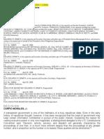1. SENATE V. ERMITA – 488 SCRA 1 (2006)