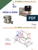 HP200-HP400 Hidráulico