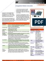 RC512 FE Datasheet