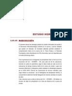 estudio de hidrologÍa-drenaje