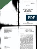 Kratak Pregled Istorije Matematike-Strojk