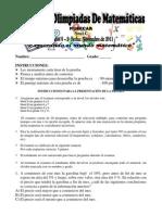OLIMPIADAS DE MATEMATICAS 8 - 9.docx