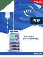 Módulo No 3-TRASTORNOS DE ELECTROLITOS