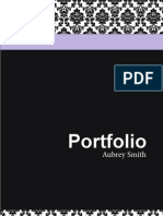 Aubrey Smith's Portfolio