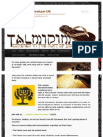 Http Theseedofabrahamuk Com the Feasts of Yahveh Why the Feasts