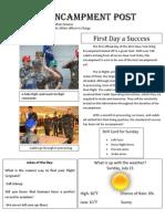 Encampment Post Issue 2