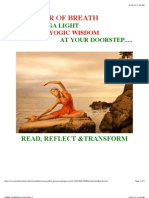 Power of Breath Yoga Light