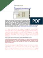 Simulasi Komunikasi Serial Dengan Proteus