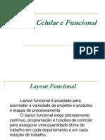 Layout Celular e Funcional