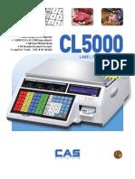 Cas Cl5000