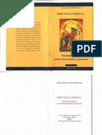2013=Randuieli Ortodoxe Pentru Inmormantare Si Parastase