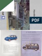 User Manual en Peugeot 806