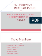 PTCL –PAKISTAN INTERNET EXCHANGE