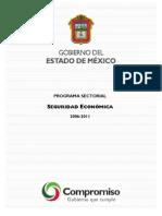 Programa Sectorial Seguridad Economica