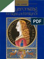 Vég Gábor  Magyarország királyai és királynői