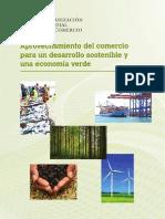 42 Aprovechamiento Del Comercio Para El Desarrollo Sostenible