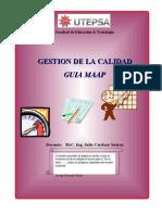 D. GUÍA MAAP GESTION DE LA CALIDAD