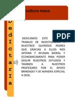 Doc Trabajo de Nazca