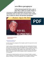 Los 10 Mejores Libros Paraguayos