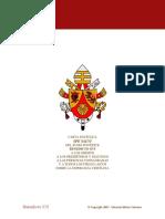EnciclicaLaEsperanzaComoSalvacionBenedictoXVI[2]