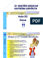01-Noções básicas da doutrina espirita - Jesus