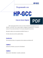 manual hpgcc español