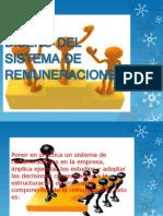 DISEÑO DEL SISTEMA DE REMUNERACIONES