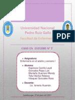CASO EN ESTUDIO Nº 07