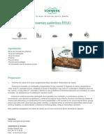 Recetario Thermomix® - Vorwerk España - Brownies auténticos EEUU - 2011-09-28