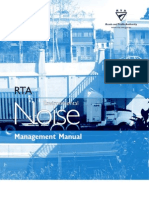 Environmental Noise Management Manual
