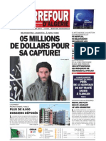 Le Carrefour d Algerie Du 21.07.2013
