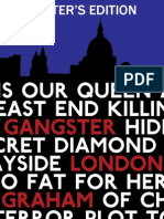 Gangster London Writers Edition