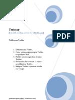 Twitter [Un Outil Social Au Service Des BibliothèQues] Veille