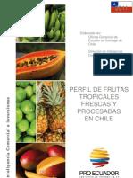 Proec Pm2011l Frutas Tropicales Frescas Chile